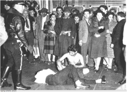 zoot suits riots America in the summer of 1943 was plagued by riots between zoot suit gangs and the military.