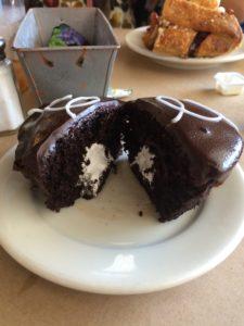 Birthday Cupcake from Heirloom Bakery